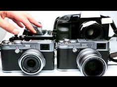 #Fujifilm X100s Shutter Sound Vs Other Cameras