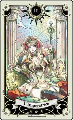 http://rann-poisoncage.deviantart.com/art/Tarot-card-3-the-Empress-289472036