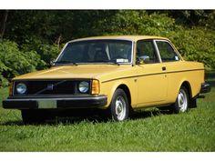 Volvo 242 DL 1979