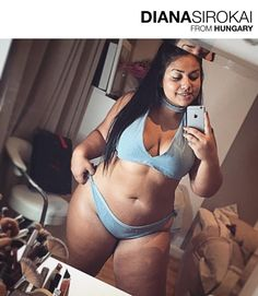 #mulpix … Instagram: @dianasirokai Name: Diana Sirokai From: Hungary Birth date: May 21st Horoscope: Gemini . #curvygirlsvip #iamsexysize #plusandproud #plusmodelmag #plussizeworldwide #perfectsize #curvygirlsrock #curvymodel #curvydiva #curvygirlsdoitbetter #curvygirlsstyle #droptheplus #plussizefashion #plussizemodel #iamperfect #thick #thisbody #gordinha #bigandblunt #sensuality #sensualidade #fashiondemocracy #iamsizesexy #imnoangel #naturalmodel #iamallwoman #...