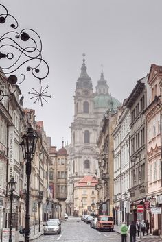 Off the Bridge | Prague, Czech Republic