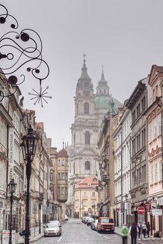 Off the Bridge | Prague, Czech Republic