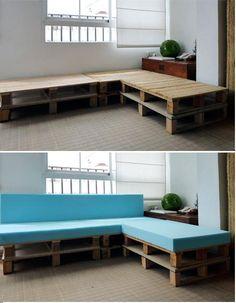 VCTRY's BLOG: Como hacer un sofa o sillon con palets