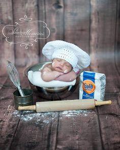 newborn baker