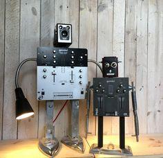 Gille Monte Ruici, créateur de robots – Ufunk.net