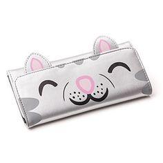 Soft Kitty Ladies' Wallet