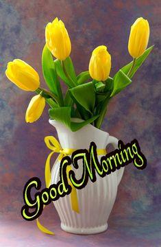 Good Morning, Magic, Flowers, Plants, Painting, Art, Buen Dia, Art Background, Bonjour