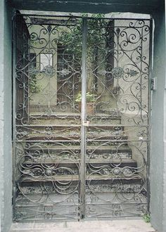 1000 images about herrer a espa ola on pinterest for Puertas dobles de hierro antiguas