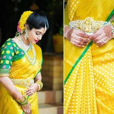 Bright, Vibrant, Yellow & Gorgeous! 💛💛 #thegorgeousbride www.thegorgeousbride.com . . Photo by @beyondframes_ . . . #bride #indianbride…