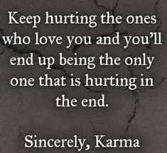 Karma Quotes and Inspirational Motivational Spiritual Quotations from Awakening Intuition. A Large Collection of Wisdom Life Changing Sayings Karma Quotes Images, Funny Karma Quotes, Karma Quotes Truths, Drake Quotes, Me Quotes, Faith Quotes, Quotes Quotes, Family Disappointment Quotes, Spiritual Quotes
