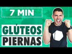 Glúteos y piernas en 7 minutos - Rutina Freeletics sin material - YouTube