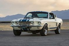 1967 Ford Shelby GT500 Super Snake Revisited