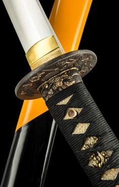 Japanese sword, Katana 刀