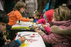 ARTA la metrou | Atelier 7culori