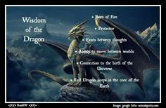 Dragon Magick – Witches Of The Craft® Chaos Dragon, Dragon Energy, Mythological Creatures, Mythical Creatures, Fantasy Creatures, Dragon Quotes, Dragon Poems, Karma, Types Of Dragons