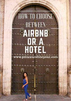 Our handy guide will help you weigh the pros and cons of a hotel stay compared to an Airbnb accommodation. Do your research and make an informed choice!