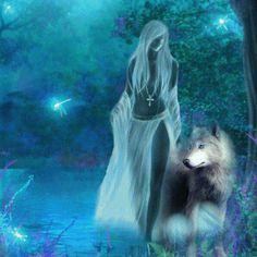 Wolf Maiden: Nightly Lady