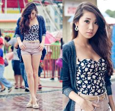 At the Carnival (by Kryz Uy) http://lookbook.nu/look/3839305-At-the-Carnival