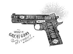 Typography weapon Anton Gorbunov is the master of... • typostrate - the typography and design blog