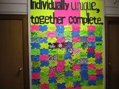 Sigma Kappa Bulletin Board. Such a cute idea