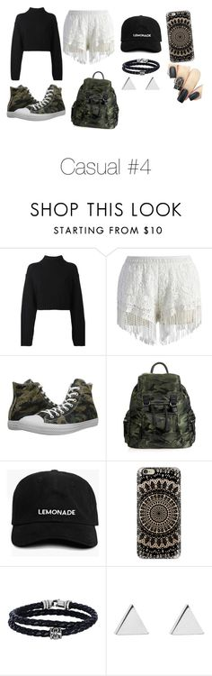 """Jade-Bryn Collection #3"" by xnutellla on Polyvore featuring DKNY, Chicwish, Converse, Topshop, Casetify, Phillip Gavriel and Jennifer Meyer Jewelry"