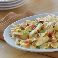 Chicken & Pasta with Dijon Sauce | College Inn
