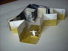 Border crossing as expressed by the book art of Monique Janssen-Belitz