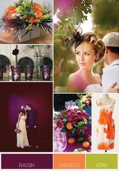 Wedding colors?!
