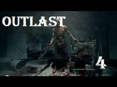 Outlast Part 4 Run! #Outlast #Scary #Creepy #Jumpscar #Nightvision #Screaming #Scream #Run #Monster #Monsters #Hide #Maze #Nowhere #Silent #Mace #Youtube
