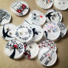 Crafty Lady Abby: CRAFTS TUTORIALS: Shrink Plastic Crafts