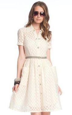 plenty by tracy reese shirt dress