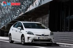#SWEngines Toyota prius.The Toyota Prius is a full hybrid electric mid-size hatchback, formerly a compact sedan developed and manufactured by Toyota.