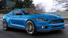 2015 Ford Mustang! My next purchase, in due time!