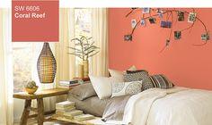 Sherwin-Williams-Coral-Reef-bedroom.jpg 792×472 pixels