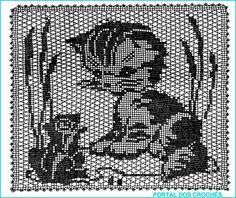 Crochet Pattern For Curtain Crochet Patterns