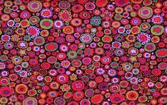 Kaffe Fassett Paperweight Gypsy cotton fabric.