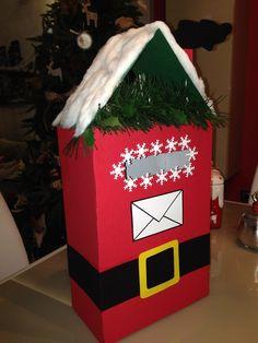 <p>Μία από τις κατασκευές που έχω στη συλλογή μου στο Pinterest και που είχα βάλει στόχο να φτιάξω για την τάξη μου, ήταν και το χριστουγεννιάτικο γραμματοκιβώτιο! Δεν περνάει μέρα που να μη ζητάνε τα παιδιά μου να γράψουμε το πολυπόθητο γράμμα με τις επιθυμίες τους. Αλλά ήθελα να κάνω …</p>