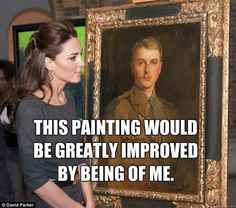 Kate Middleton For The Win...One of my fave tumblrs