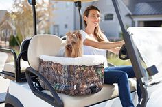 The Large Snoozer Lookout II Dog Car Seat gives your pet the perfect place to ride while on the go. Made with a simulated lamb's wool interior, the Lookout II Car Seat is sure to provide a cozy and safe place for your pet while in your car. Dog Bike Seat, Dog Car Seats, Cozy Cave Dog Bed, Dog Line, Pet Beds, Shelter Dogs, At Least, Pet Products, Bike Baskets