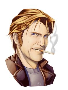 FontesMakua's Denis Leary Tribute...Again. Check out this guys DeviantArt Page, he has some great work!