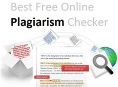 check my work for plagiarism online free
