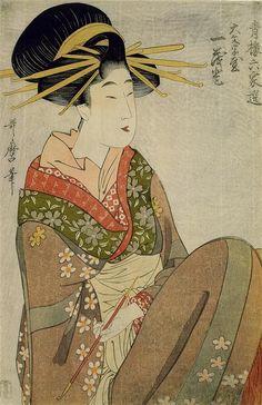 Kitagawa Utamaro (1753–1806)