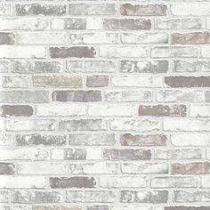 WHITE BRICK WALL IDEAS