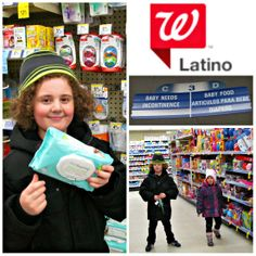 Productos Walgreens Well Beginnings para mi familia {Sorteo $100} #WalgreensLatino #MiBebe