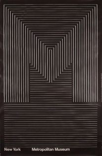 Les lignes sont parallèles et perpendiculaires. Ce qui créer une sorte d'équilibre.