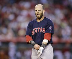 Pedroia, All Star Game.Red Sox want wins more than Stars Dustin Pedroia, Red Sox Nation, Toronto Blue Jays, Boston Red Sox, Patriots, All Star, Superstar, Socks, Baseball Cards