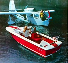 Chris craft lancer 17 outboard