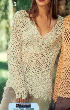 Picasa Web Albums. Crochet woman's top