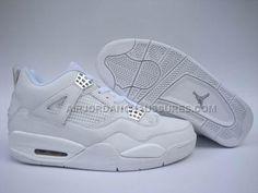 Air Jordan V (23) Retro Chaussures Blanc/Bleu en vente