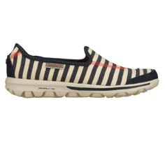 Skechers, so cute for summer Skechers GOwalk - Americana